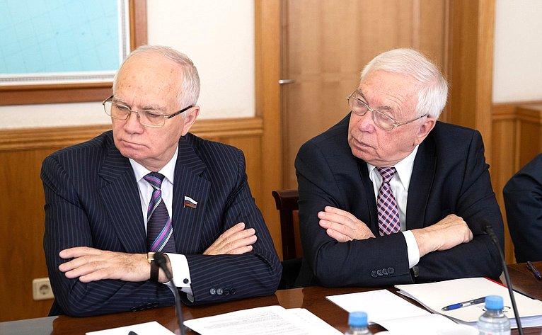 Фарит Мухаметшин иВладимир Лукин