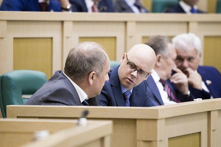 356 заседание СФ Беляков