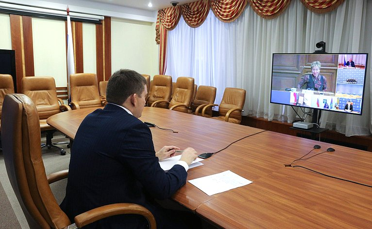 Николай Журавлев принял участие взаседании Консультативного совета поНациональной платёжной системе