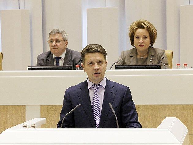 Соколов Министр транспорта