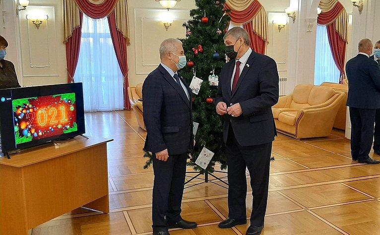 Сергей Мартынов принял участие взаседании Государственного Собрания Республики Марий Эл