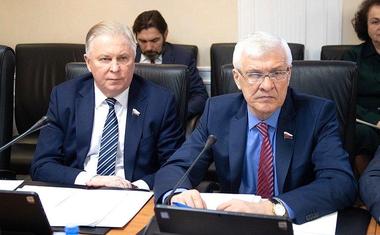 Вячеслав Наговицын иСергей Брилка