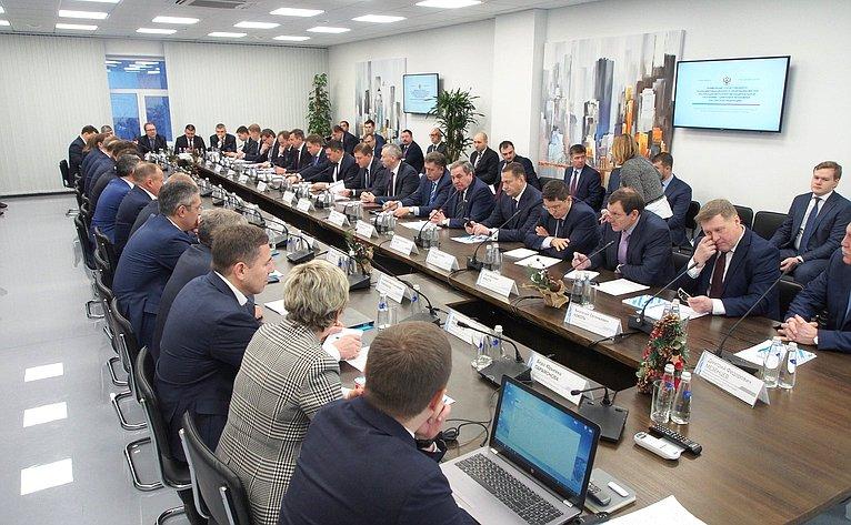 А. Турчак провел заседание Совета поразвитию цифровой экономики натему «Цифровые регионы: лучшие практики истратегии развития»