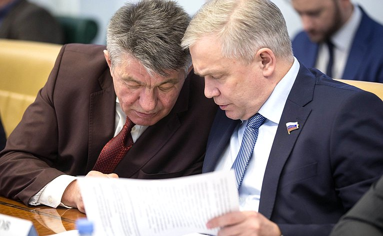 Виктор Озеров иИльдус Ахметзянов