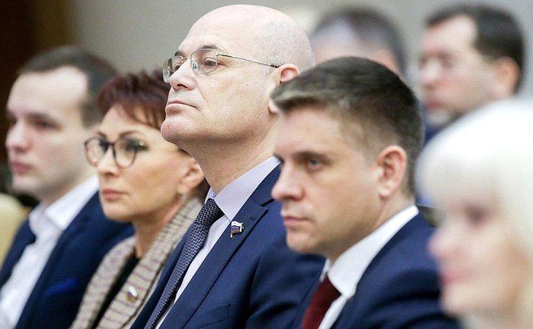 Татьяна Кусайко приняла участие вбольших парламентских слушаниях позаконопроекту опаллиативной помощи