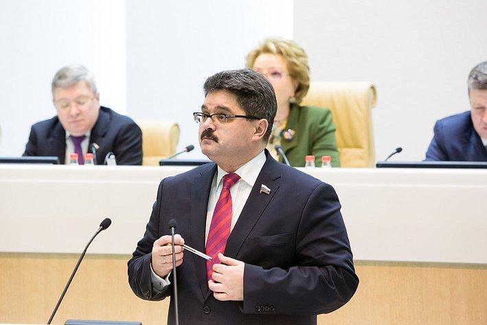 362-е заседание СФ Широков