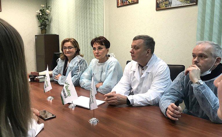 Татьяна Кусайко вМурманской области