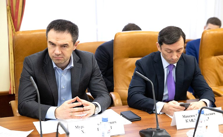 Мурат Хапсироков иМаксим Кавджарадзе