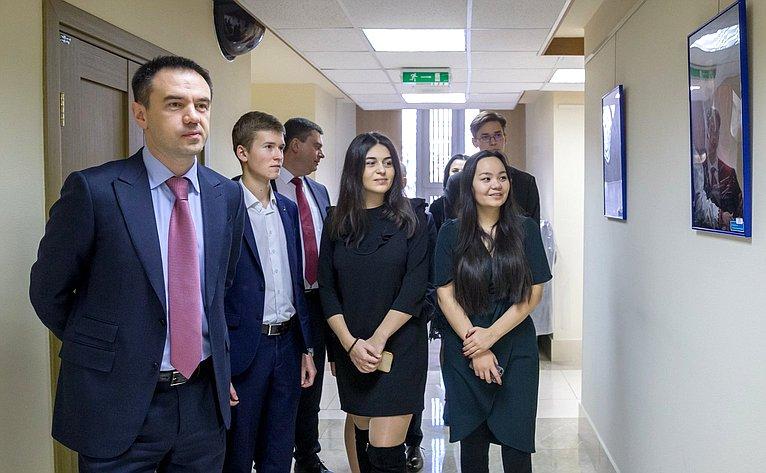 Фотовыставка к100-летию Финансовой академии при Правительстве РФ