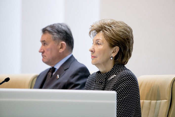 Карелова 380-е заседание Совета Федерации