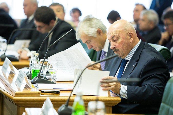 Заседание Президиума Совета законодателей РФ и Консультативного совета по межнациональным отношениям -14