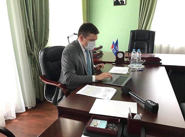 Рабочая поездка Н. Журавлева вКостромскую область