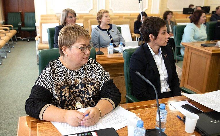 Ольга Старостина иТатьяна Лебедева