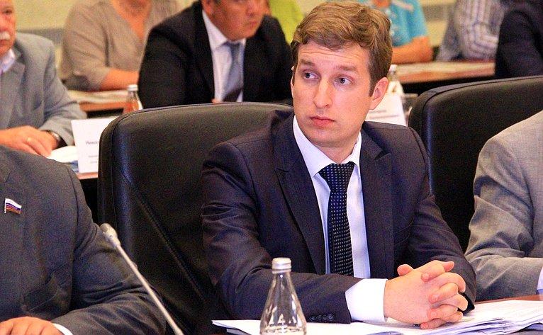 Участник заседания