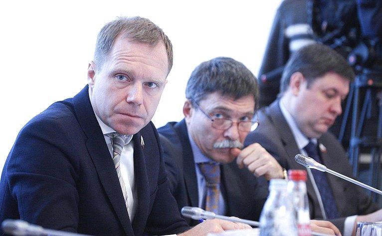 Визит Временной комиссии СФ посовершенствованию правового регулирования всфере государственного контроля (надзора) имуниципального контроля вСтавропольский край