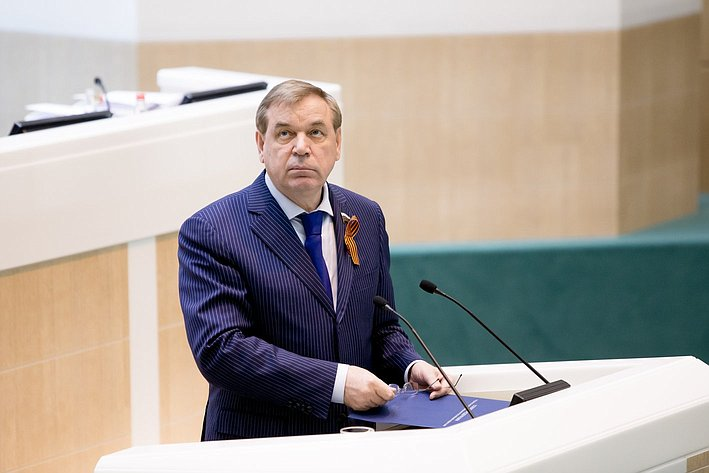 373-е Заседание Совета Федерации Федоряк