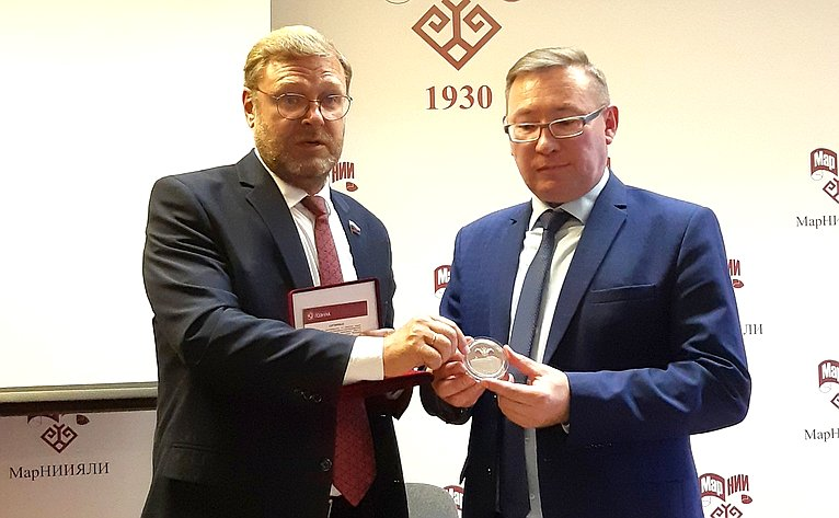 Константин Косачев провел вЙошкар-Оле серию рабочих встреч