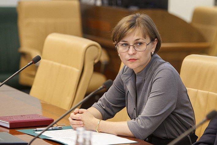 Заседание комиссия СФ по контролю за достоверностью сведений о доходах сенаторов -4 Бокова