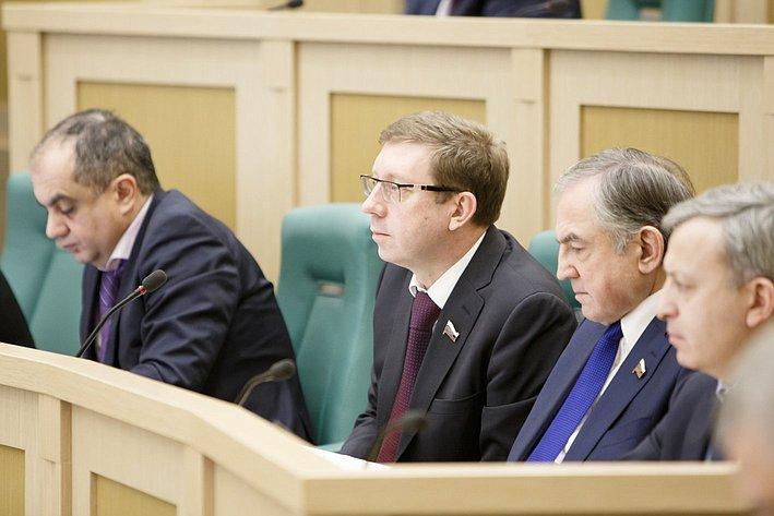 365-е заседание Майоров