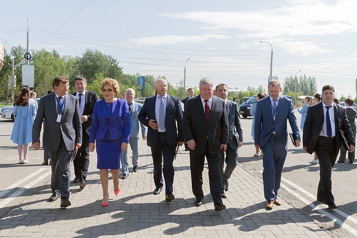 Открытие Форума социальных инноваций в Омске