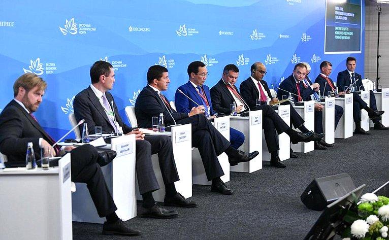 Заседание экспертной сессии «Цифровое государство: новые бизнес-модели наволне тотальной цифровизации»