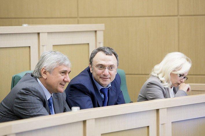 356 заседание СФ Керимов