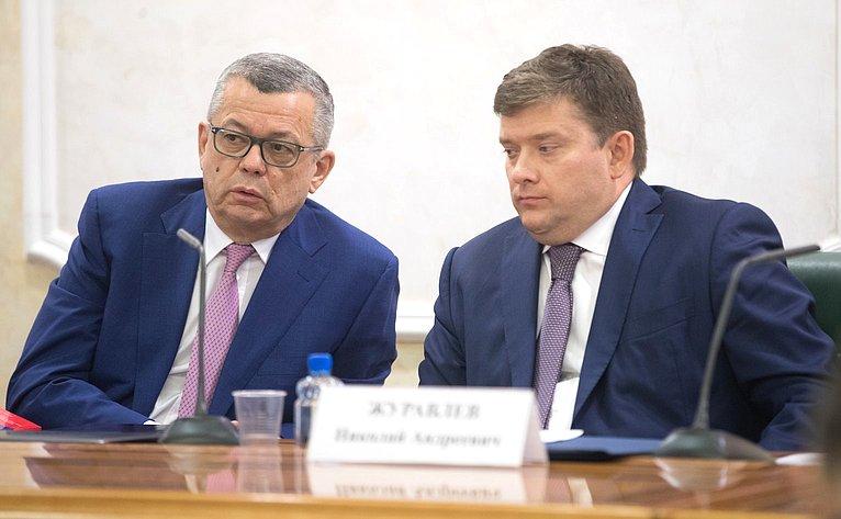 Г. Лунтовский иН. Журавлев