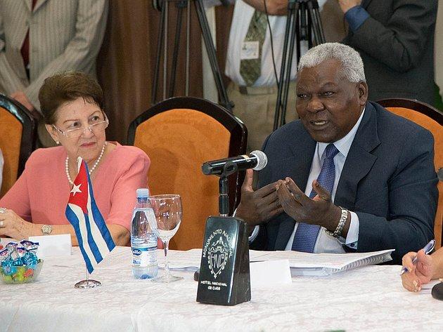 Официальный визит делегации Совета Федерации во главе с Председателем палаты в  Республику Куба