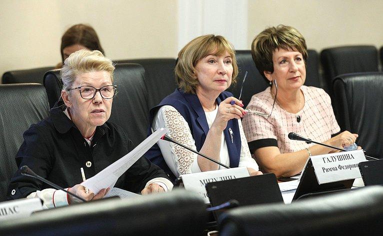 XV заседание Межведомственной рабочей группы посогласованию предложений опоправках вСемейный кодекс РФ иотдельные законодательные акты РФ, направленные нареализацию государственной функции защиты семьи иребенка