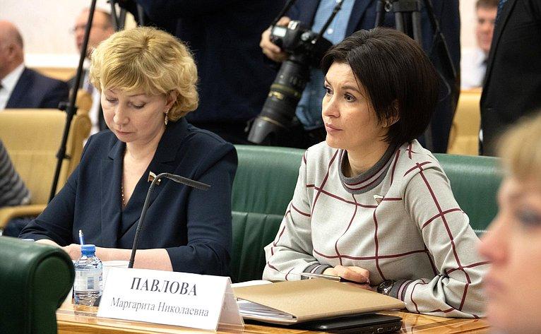 Римма Галушина иМаргарита Павлова