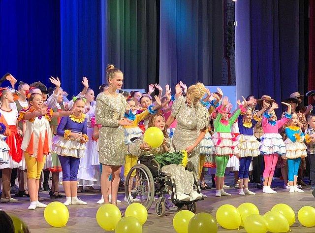 Сергей Березкин присутствовал наинклюзивном благотворительном спектакле «PRO-Бременских музыкантов»
