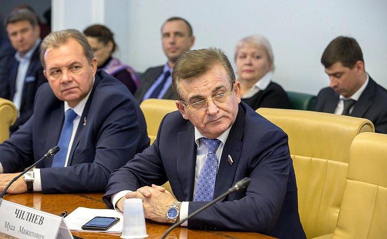 Виктор Павленко иМуса Чилиев