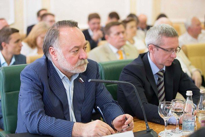 Парламентские слушания по культуре-8 Тотоонов