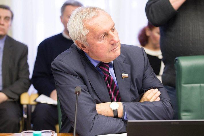 В. Игнатенко Заседание Интеграционного клуба