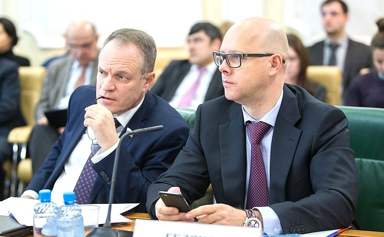А. Башкин иА. Беляков
