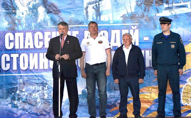 Выступление Ю. Воробьева