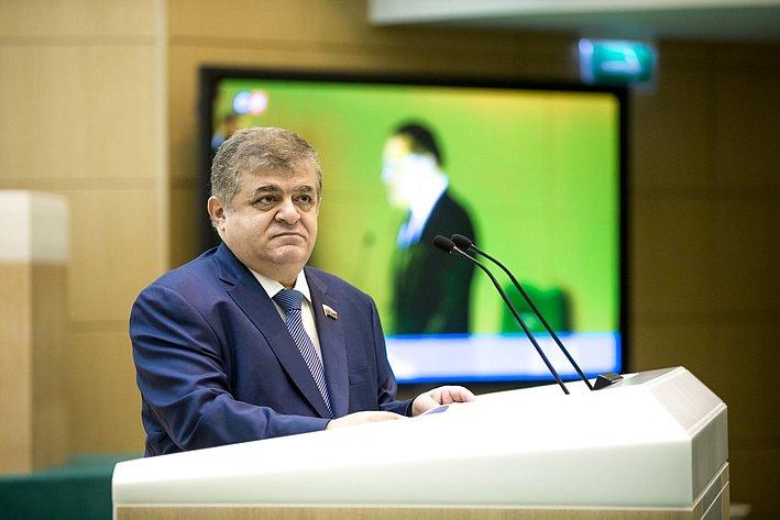 363-е заседание Джабаров