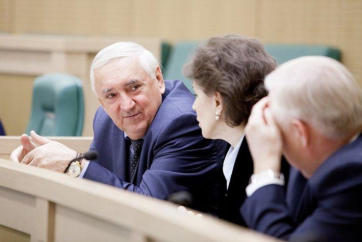 361-е заседание Киричук