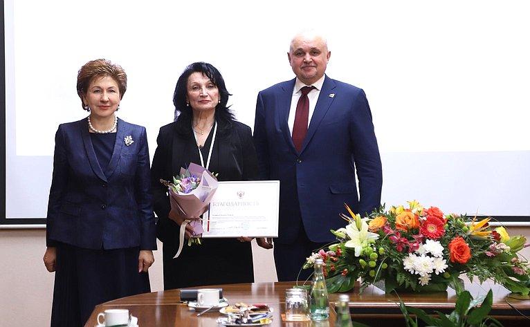 Галина Карелова посетила Объединенный Западно-Сибирский металлургический комбинат