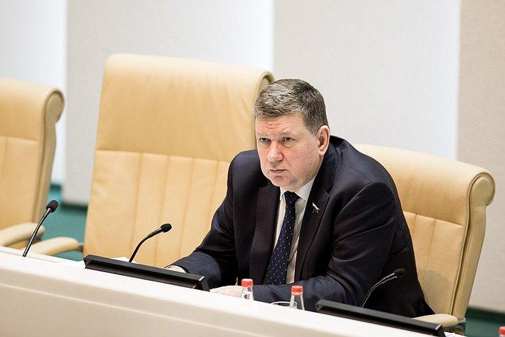 366-е заседание Совета Федерации Бушмин