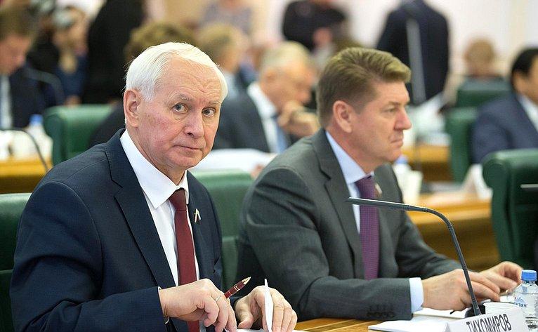 Николай Тихомиров иАндрей Шевченко