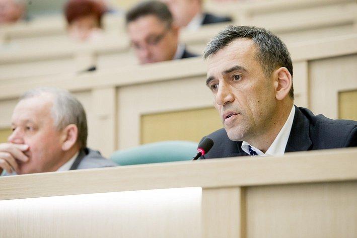 368-е заседание Власенко
