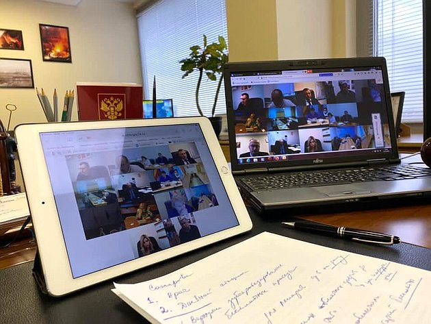 Олег Цепкин принял участие взаседании Общественного совета проекта «Старшее поколение» вЧелябинске
