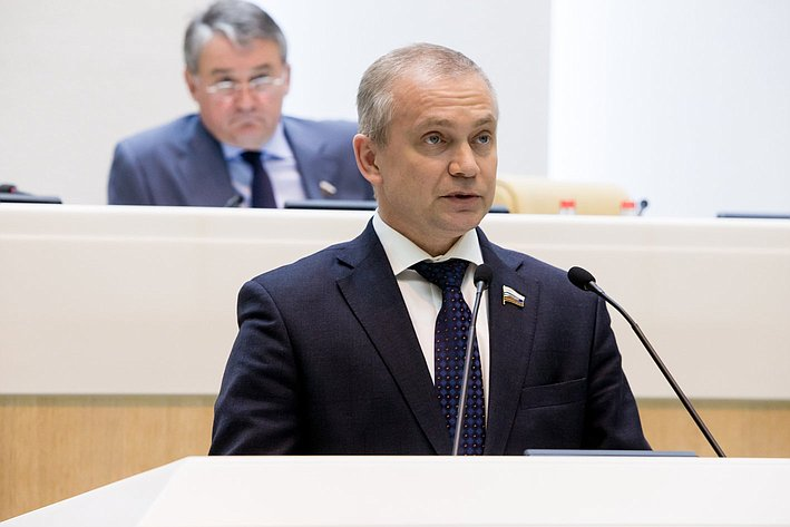 367-е заседание Совета Федерации Ахметзянов