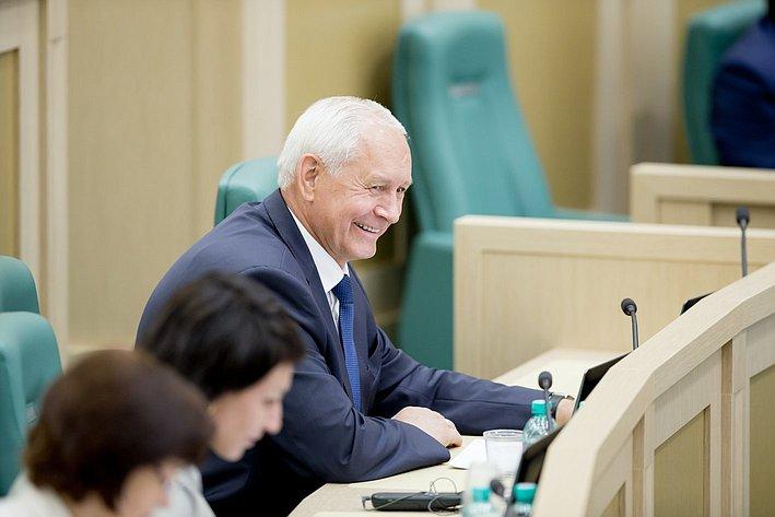 377-е заседание Тихомиров