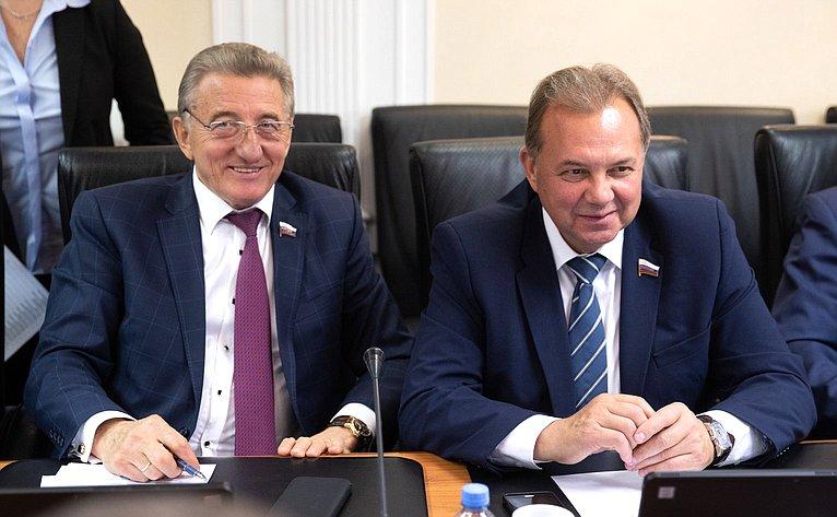 Сергей Лукин иВиктор Павленко
