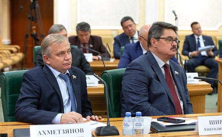 Ильдус Ахметзянов иАнатолий Широков