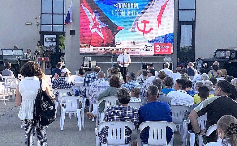 ВСевастополе отметили окончание героической обороны города в1941–1942годах