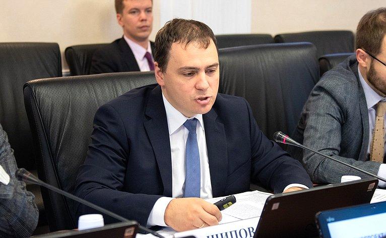 Семинар-совещание «Обэкспериментальных правовых режимах всфере цифровых инноваций вРФ»