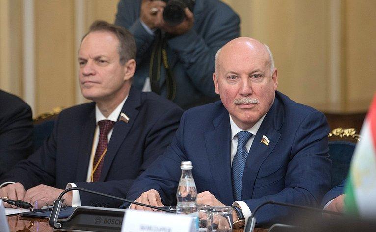 Александр Башкин иДмитрий Мезенцев